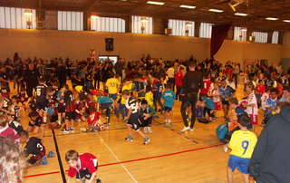 Tournoi Mini Hand Alfortville 20/11/2016